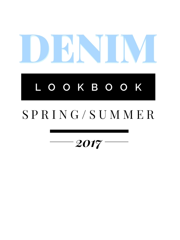 DENIM LOOKBOOK